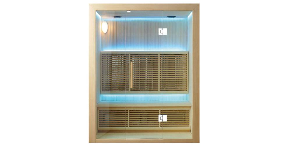 Come funziona la sauna ad infrarossi