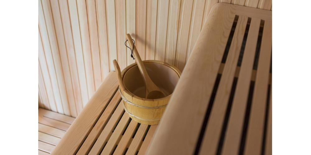 Come scegliere la sauna per casa