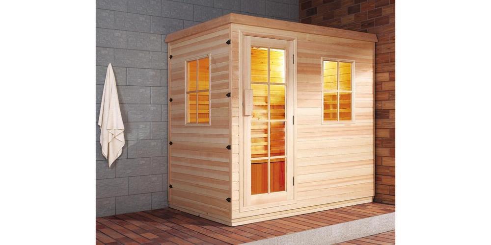 Sauna dopo la palestra, vantaggi e benefici per gli sportivi