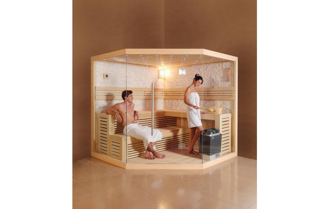sauna finlandese bolzano cromoterapia