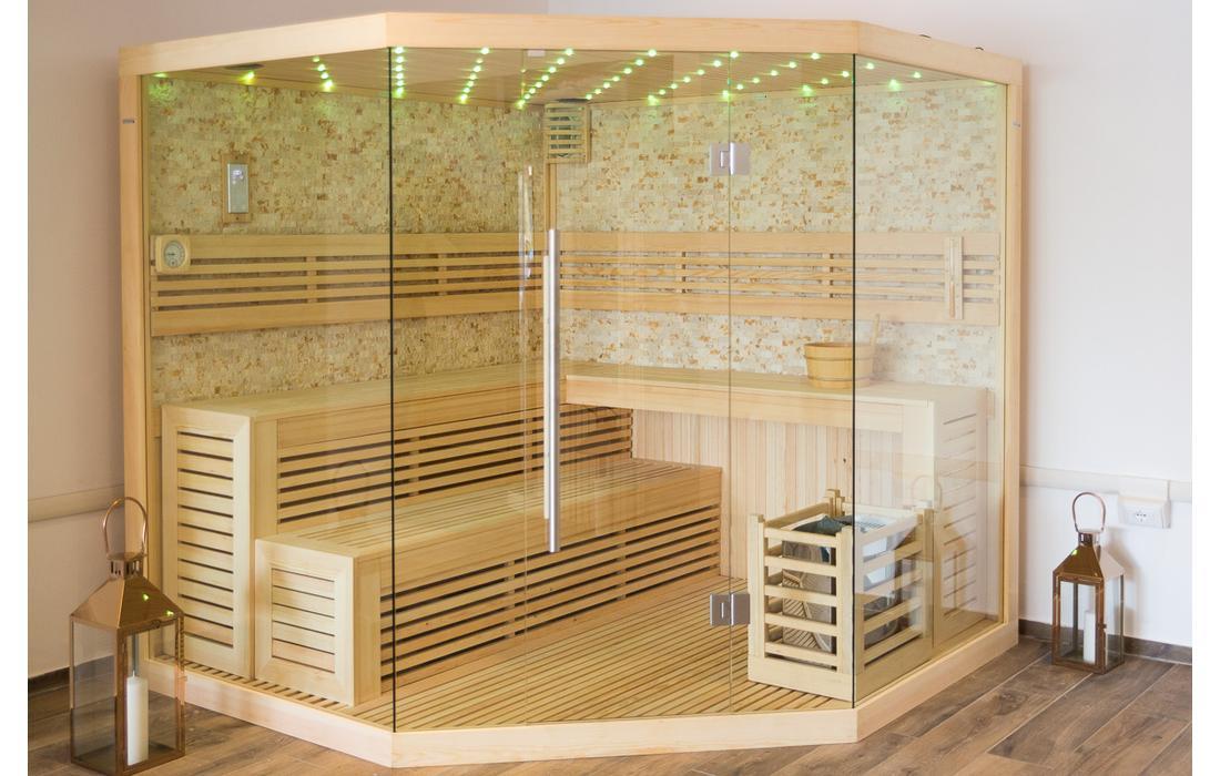 Sauna finlandese bolzano sauna e saune - Bagno finlandese ...
