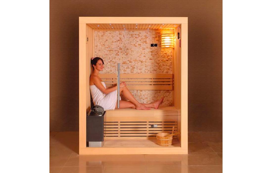 Sauna Finlandese Verona 120 - dettaglio 1