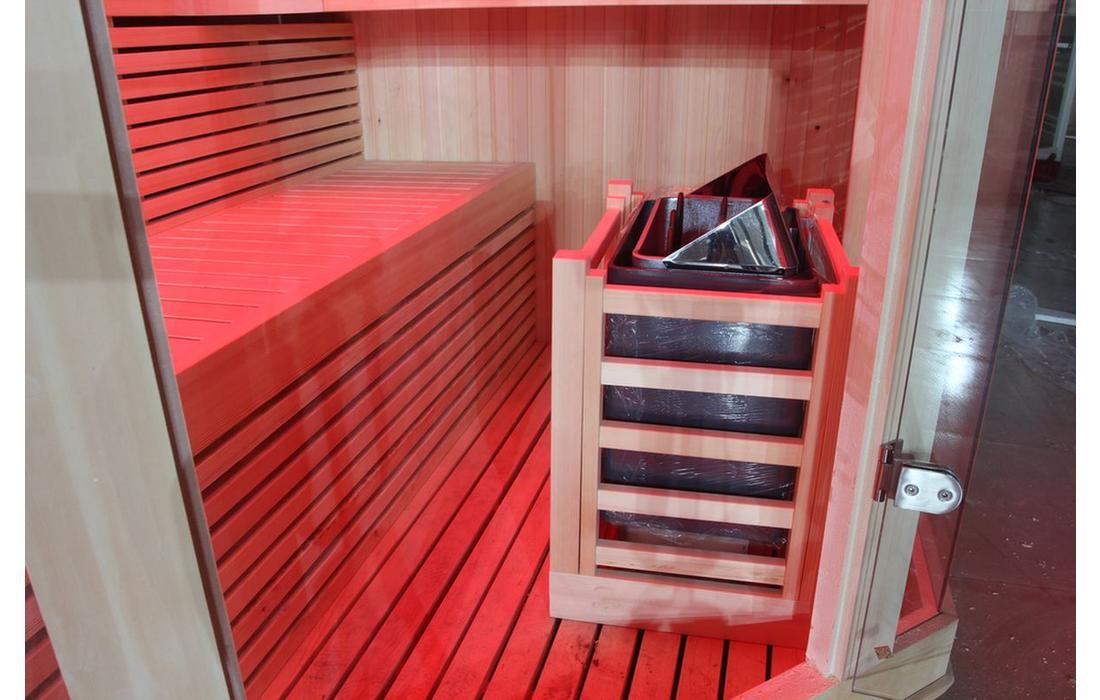 sauna finlandese innsbruck stufa harvia 2