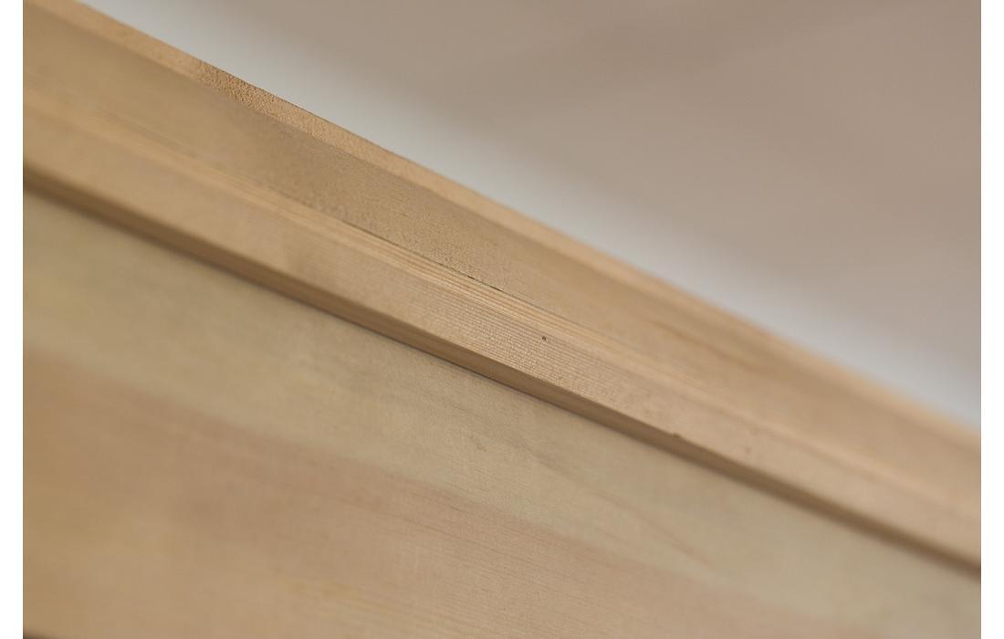sauna finlandese milano dettaglio legno