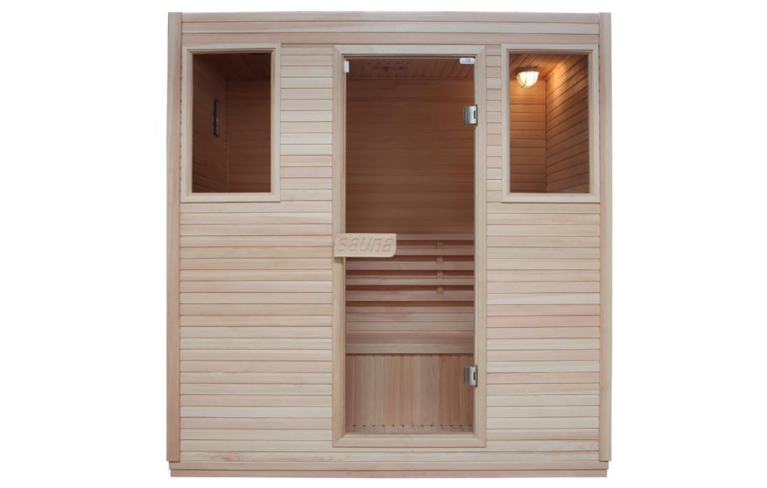 sauna finlandese cervinia stufa dimhora pietre