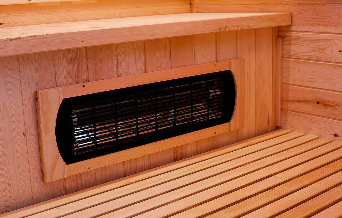 sauna infrarossi dimhora padova 6