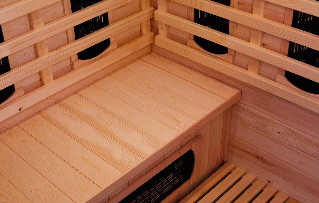 sauna infrarossi dimhora padova 7
