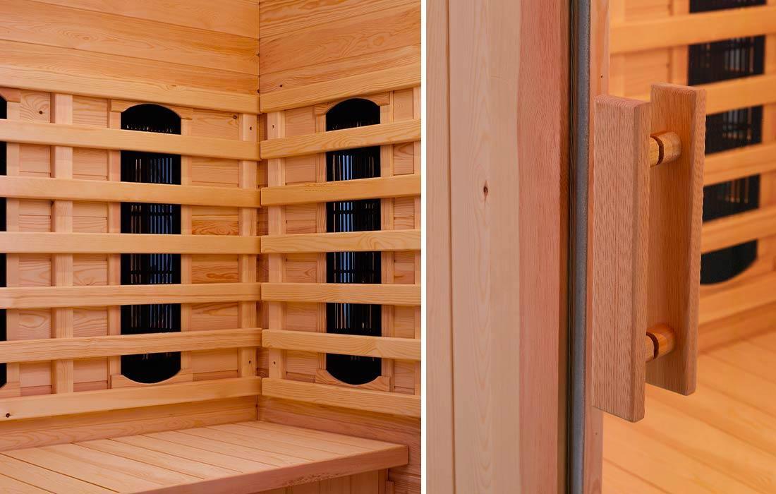 sauna infrarossi dimhora padova 8