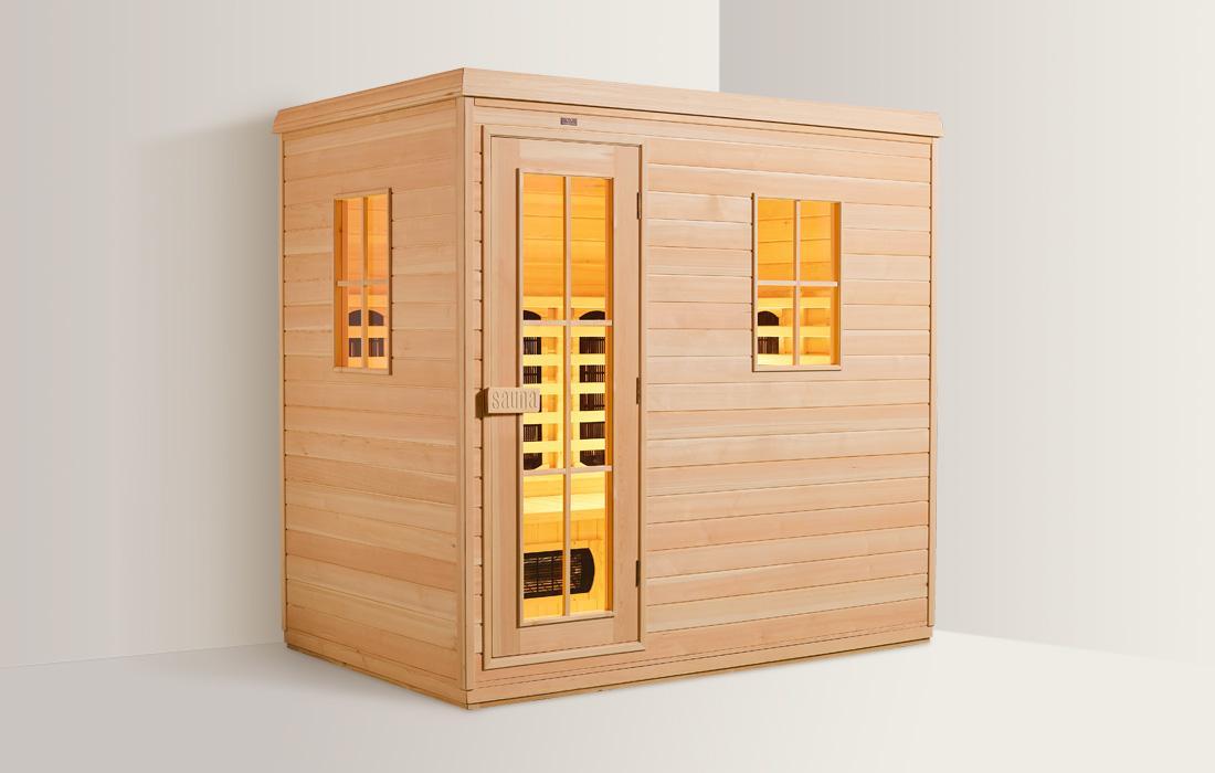 sauna infrarossi dimhora pordenone 1
