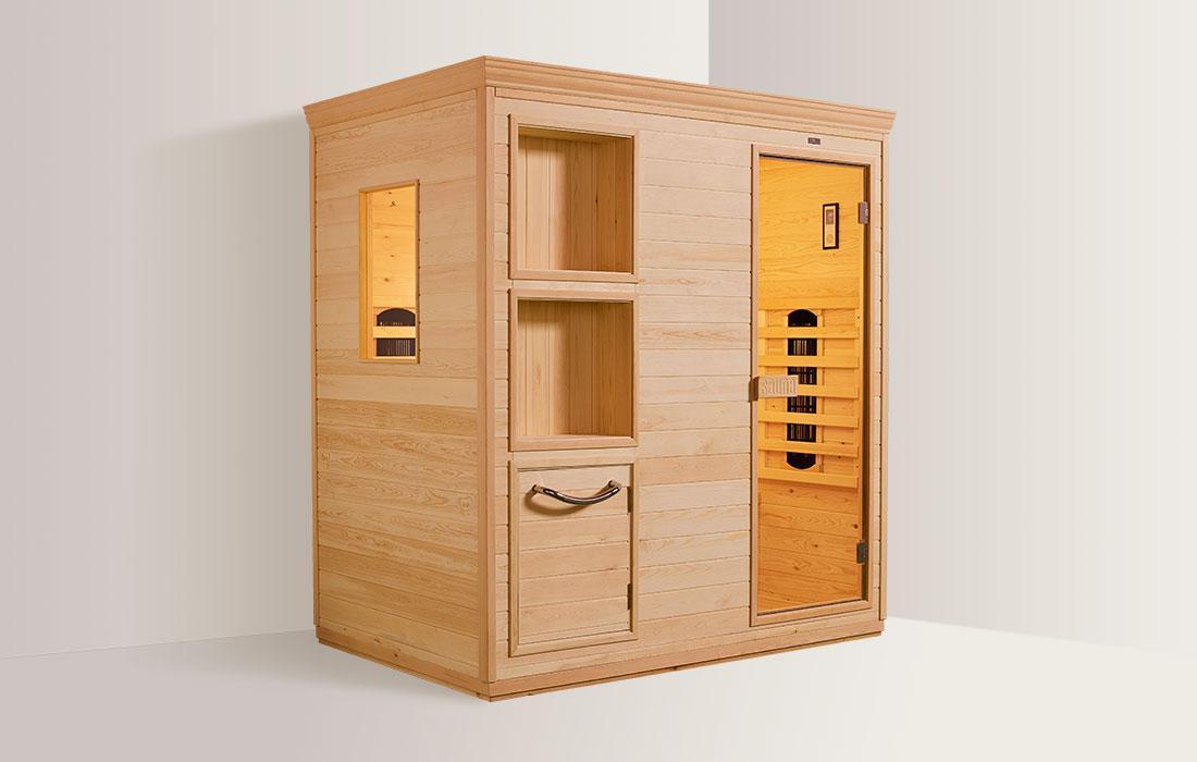 sauna infrarossi dimhora roma 1