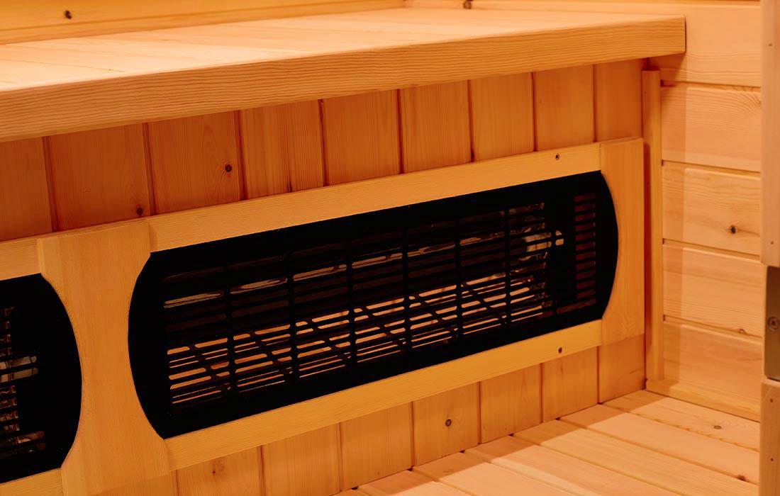 sauna infrarossi dimhora sestriere 5