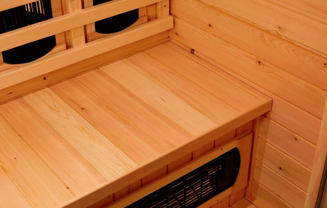 sauna infrarossi dimhora sestriere 6