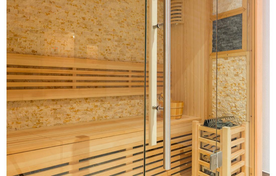 Sauna Finlandese Verona 120 - dettaglio 6