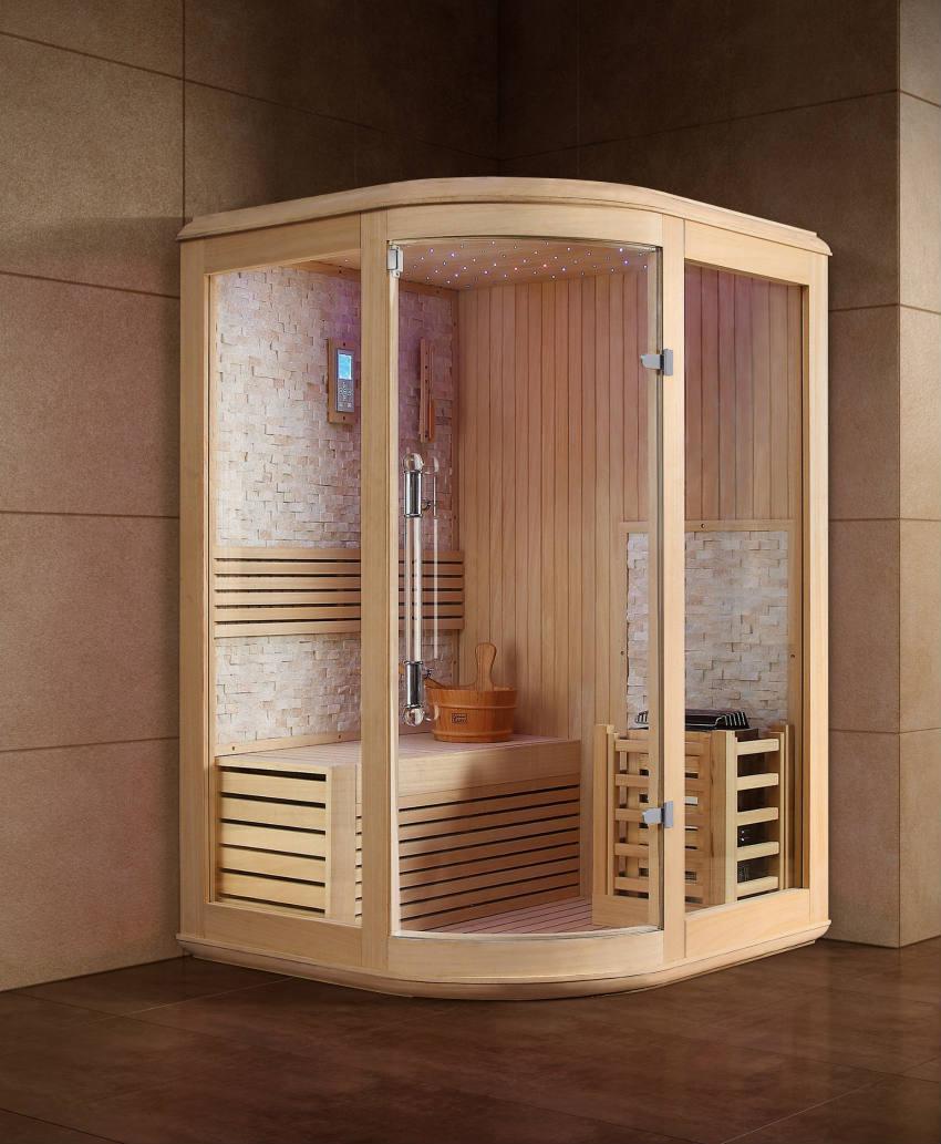 Sauna Finlandese Milano - Sauna e Saune