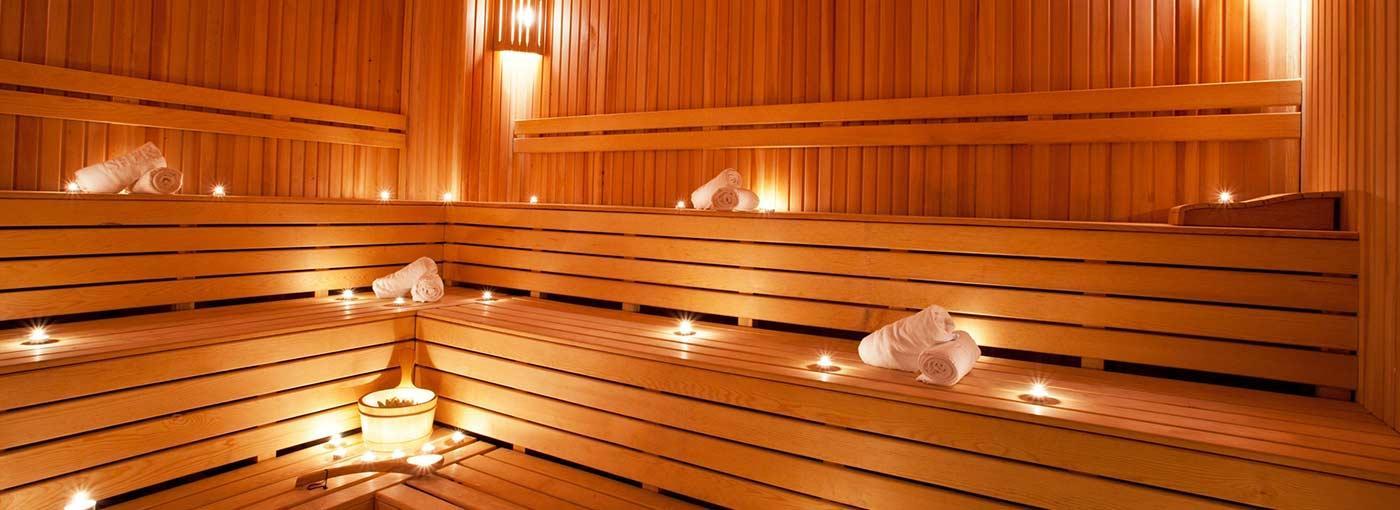 costruire una sauna finlandese la scelta del legno