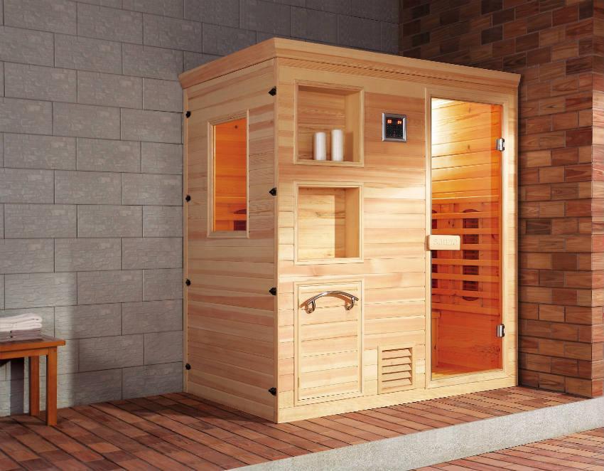 Sauna Infrarossi Roma - Sauna e Saune