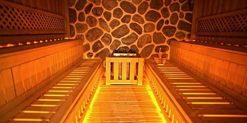 Costruire una Sauna Finlandese: la scelta del legno