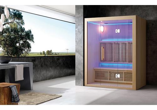 Sauna infrarossi Salisburgo soffitto