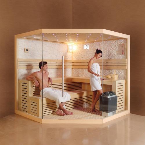 Sauna Finlandese Bolzano
