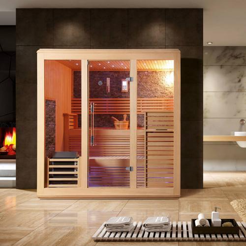 Sauna Finlandese Brescia
