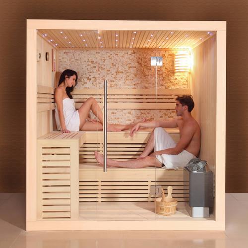 Sauna Finlandese Lugano