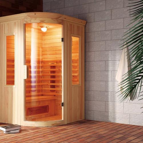 sauna infrarossi padova with sauna in casa prezzi
