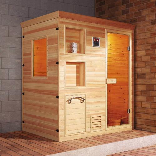 Sauna Finlandese Cervinia