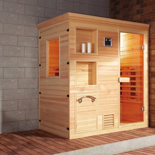Sauna Infrarossi Roma