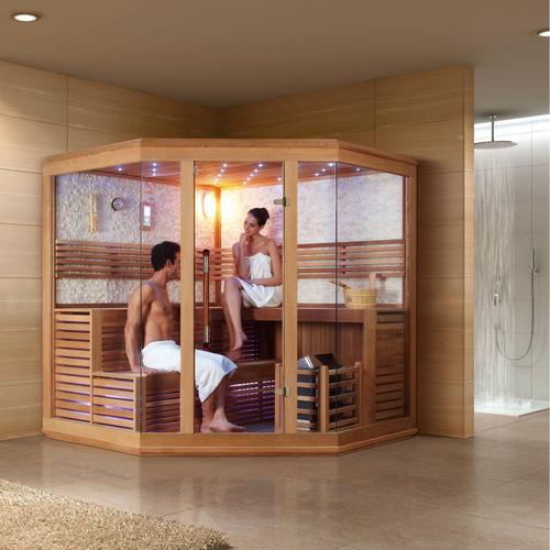 Sauna finlandese sauna e saune - Sauna per casa prezzi ...