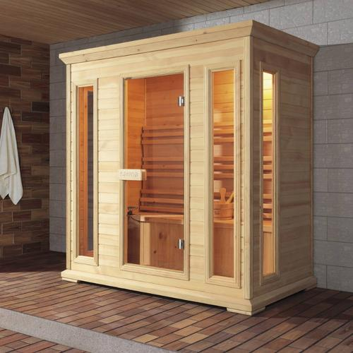 Sauna Finlandese - Sauna e Saune
