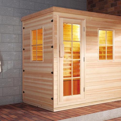 Sauna Finlandese Courmayeur