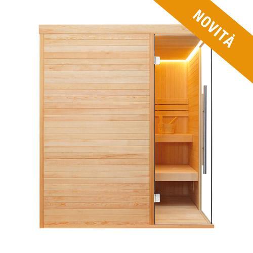 Sauna Finlandese Milano