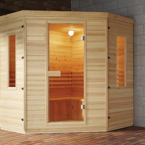 Sauna Tradizionale Genova